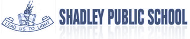 Shadley Public School Blog